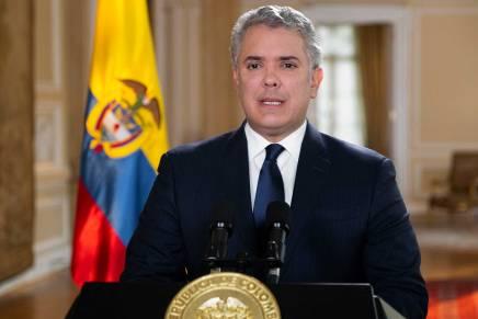 Colombia: non si arrestano le proteste contro il presidenteDuque