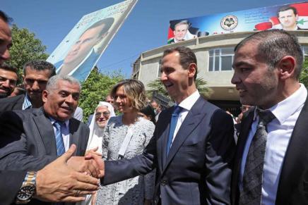 Bashar al-Assad rieletto nella Siria sotto attaccoimperialista