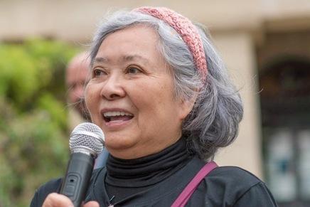 Una donna vietnamita sfida Monsanto e l'imperialismoUSA