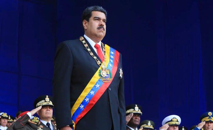 Il vaccino usato come arma contro ilVenezuela
