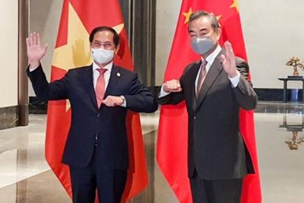 Vietnam e Cina collaborano contro la pandemia e per la risoluzione delledispute