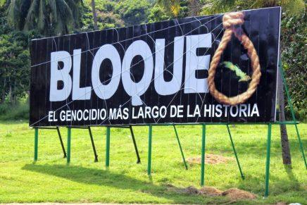 Il mondo è con Cuba, control'imperialismo