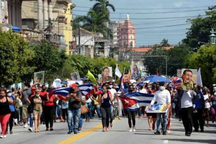 In strenua difesa della RivoluzioneCubana