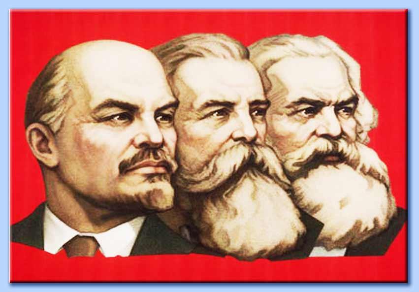 """Vladimir Lenin: """"Tre fonti e tre parti integranti del marxismo""""(1913)"""