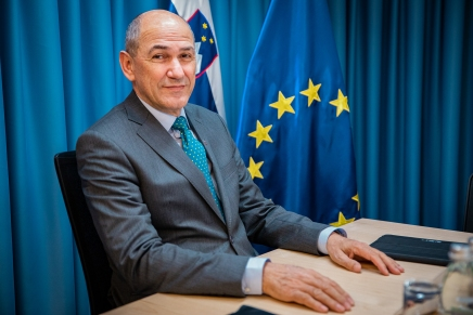 Slovenia: Janez Janša guida la UE, ma perde inpatria