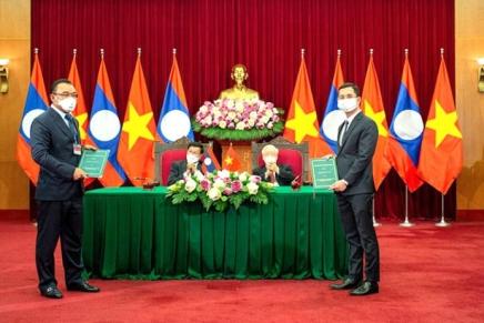 Vietnam e Laos stringono accordi per una cooperazionemultisettoriale