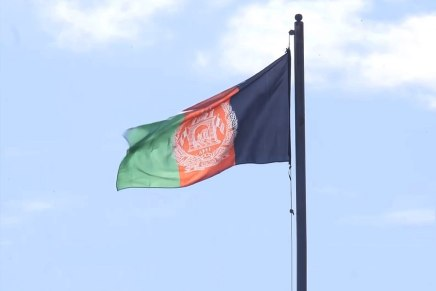 Breve guida alle bandiere dell'Afghanistan