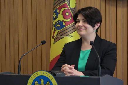 Moldova: nasce il nuovo governo di NataliaGavrilița