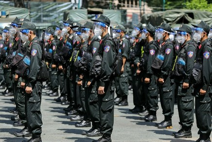 Il vero lockdown in Vietnam (Giorno1)