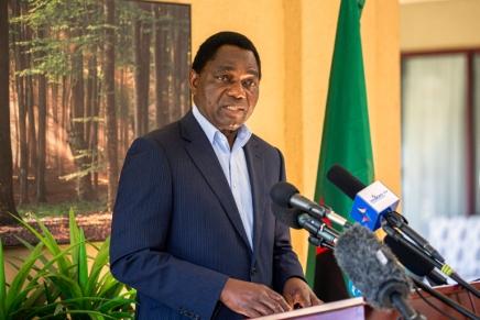 Zambia: Hakainde Hichilema è il nuovopresidente