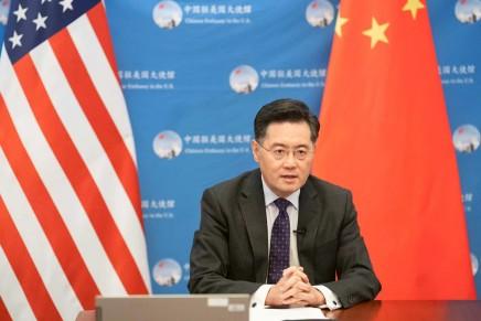La democrazia cinese spiegata dall'ambasciatore QinGang