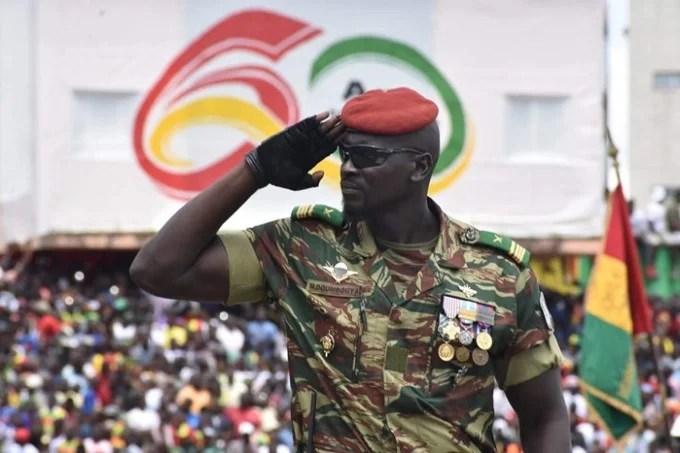 La Guinea sospesa dall'Unione Africana dopo il golpemilitare