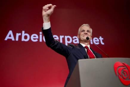 Norvegia: vincono i laburisti, risultato storico per icomunisti