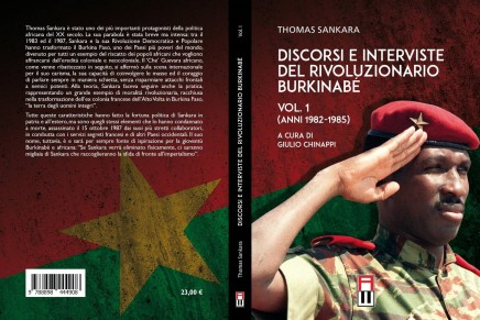Discorsi e interviste del rivoluzionario burkinabé (Vol.1)