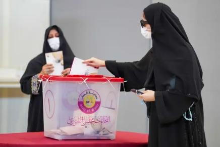 I cittadini del Qatar hanno votato per la prima volta nellastoria